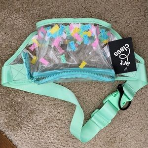 NWT Gummy Bear Belt Bag